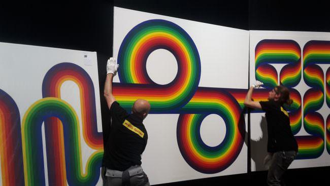 Welt-Furrer_Kunstmesse_Installation