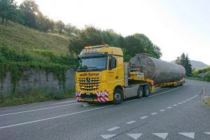 Transport Tank Waldstatt-Oberhof