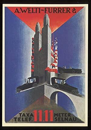 Otto Morach_Welti Furrer Taxameter_1923